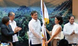 CHANGING OF THE GUARDS IN DENR