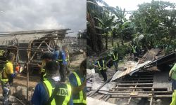 DEMOLITION OF ILLEGAL STRUCTURES IN C6