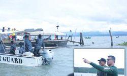 DISMANTLING OF FISH PENS IN LAGUNA LAKE