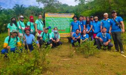 TREE GROWING ACTIVITY AND IEC CAMPAIGN