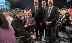 PHILIPPINE DELEGATION TO CC CONFERENCE