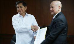 DENR-SMC PARTNERSHIP  FOR MANILA BAY