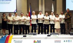 STRENGTHENING PARTNERSHIPS TO PROTECT EAST ASIAN SEAS