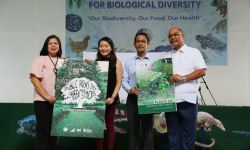 ENVIRONMENT BOOKS LAUNCHED