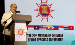 ASEAN MEET FOR FORESTRY COOPERATION