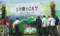 UNVEILING OF MARKER FOR BORACAY'S WETLAND 4