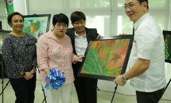 DENR SUPPORTS PWD AND WORLD BAMBOO DAY