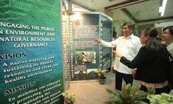PHILIPPINE ENVIRONMENT MONTH EXHIBIT