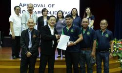 SHARED COMMITMENT IN SOLID WASTE MANAGEMENT