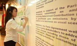 DENR LEADS EARTH DAY COVENANT SIGNING