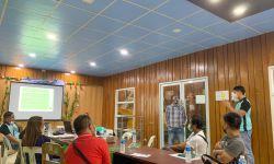 CONSULTATION ON ORGANIZATIONAL STRENGTHENING OF NUANGAN RIVER REHABILITATION TASK FORCE