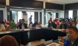2021 first en banc meeting of Protected Area Management Board of Sarangani Bay Protected Seascape (SBPS-PAMB)